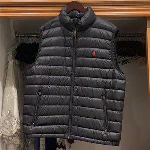 Men's puffer vest by Ralph Lauren. Never worn!